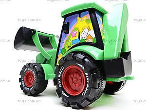 Игрушечный трактор с инерцией, 3020, отзывы