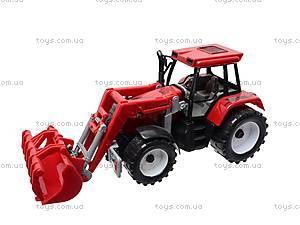 Игрушечный трактор с ковшом, 9998-6/7, цена