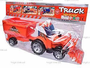 Игрушечный трактор с прицепом, FD603A, отзывы