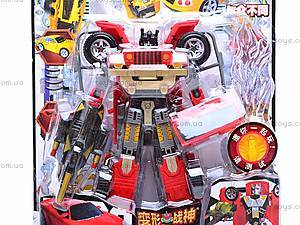 Игрушечный трансформер для детей, 3888, toys