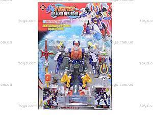 Игрушечный трансформер «Герой», 7759A-F