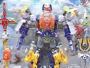 Игрушечный трансформер «Герой», 7759A-F, отзывы