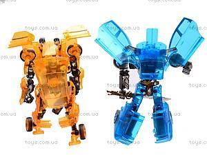 Игрушечный трансформер-робот для детей, 6315B, фото