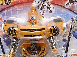 Игрушечный трансформер «Транспорт», 8001A-H, купить
