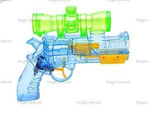 Игрушечный водяной пистолетик, YY689-2, отзывы