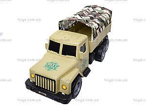 Игрушечный военный грузовик, 6288E, фото