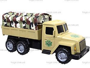 Игрушечный военный грузовик, 6288E, игрушки