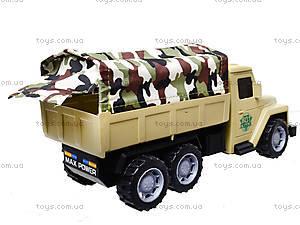 Игрушечный военный грузовик, 6288E, детские игрушки