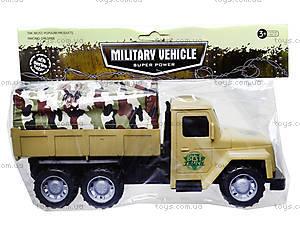 Игрушечный военный грузовик, 6288E
