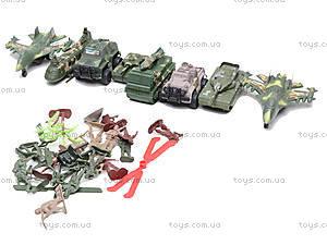 Игрушечный военный набор, PD9729, детские игрушки