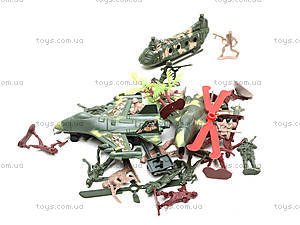 Игрушечный военный набор, PD9729, магазин игрушек