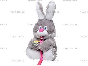 Игрушечный заяц «Ушастик», 11.03.02, купить