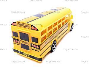 Игрушка «Автобус», CH526-1A, купить