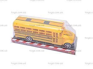 Игрушка «Автобус», CH526-1A, отзывы