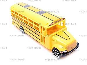 Игрушка «Автобус», CH526-1A