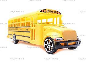 Игрушка «Автобус», CH526-1A, игрушки
