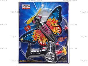 Игрушка «Бабочка» с пусковым механизмом, 048B