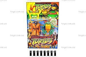 Игрушка «Черепашка-ниндзя», 2381А