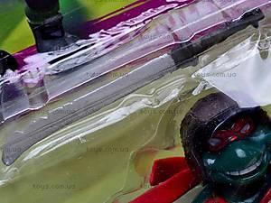 Игрушка «Черепашки-нинзя», 09009, цена