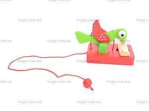 Игрушка «Деревянный дятел», 2012-3, купить