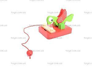 Игрушка «Деревянный дятел», 2012-3, цена