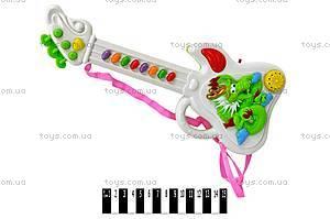 Игрушка «Детская гитара», 733