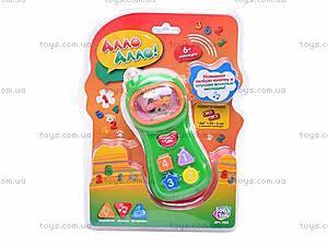 Игрушка «Детский телефон», 7098A