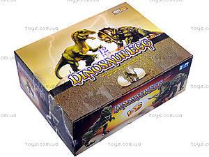 Игрушка «Динозавр», в яйце, 8008-1, отзывы
