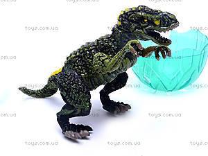 Игрушка «Динозавр», в яйце, 8008-1