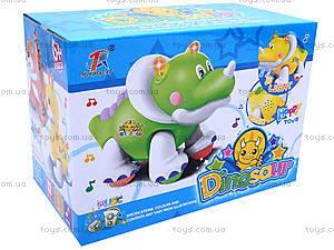 Игрушка «Динозаврик», со звуковыми эффектами, 103, цена