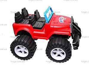 Игрушка «Джип», 0012, детские игрушки