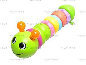 Игрушка для детей «Гусеница», 2010-303, отзывы