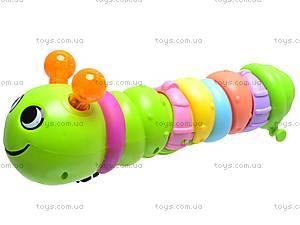 Игрушка для детей «Гусеница», 2010-303, цена
