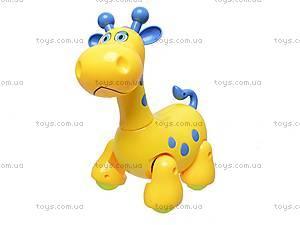 Игрушка для детей «Жираф», 381, магазин игрушек