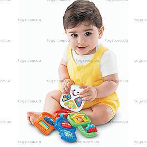 Игрушка для детей «Умные ключи», P5965, фото