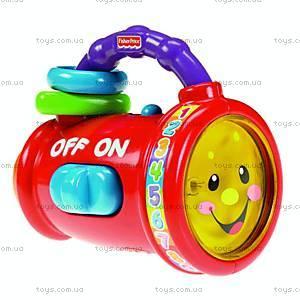 Игрушка для детей «Умный фонарик», BCD63