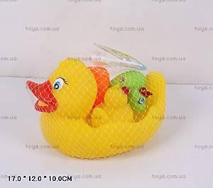 Игрушка для купания «Уточка», 959-19