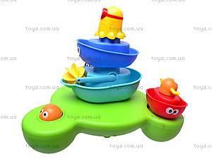 Игрушка для купания «Веселый фонтан», D40115, игрушки