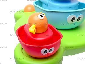 Игрушка для купания «Веселый фонтан», D40115, детские игрушки