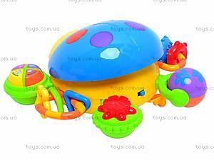 Игрушка для малышей «Веселый жук», 2012-6A, купить
