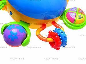 Игрушка для малышей «Веселый жук», 2012-6A, фото