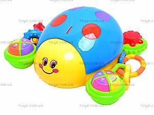 Игрушка для малышей «Веселый жук», 2012-6A