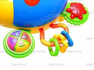 Игрушка для малышей «Веселый жук», 2012-6A, цена