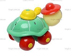 Игрушка для ванной «Черепашка», BA3001, фото