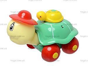 Игрушка для ванной «Черепашка», BA3001, детские игрушки