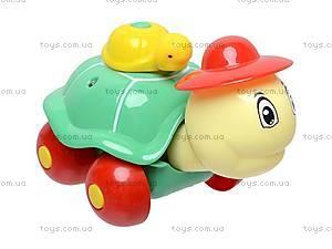 Игрушка для ванной «Черепашка», BA3001, магазин игрушек