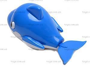 Игрушка для ванной «Дельфин», 2027-3, фото