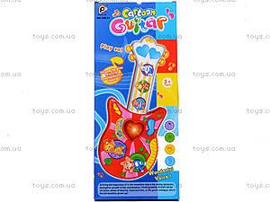 Игрушка «Гитара», музыкальная, 168-21, купить