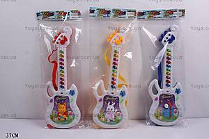 Игрушка «Гитара+синтезатор», 0768-50