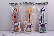 Игрушка «Гитара+синтезатор», 0768-50, купить